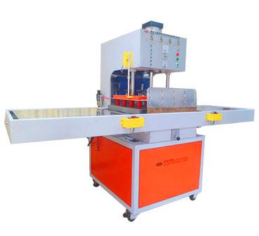 自动推台PVC胶盒压痕模切机
