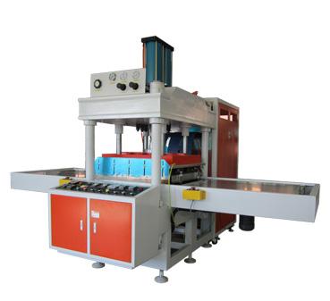 左右滑台印刷礼品盒压痕模切机