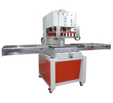 PVC塑料盒软线压痕模切机8KW