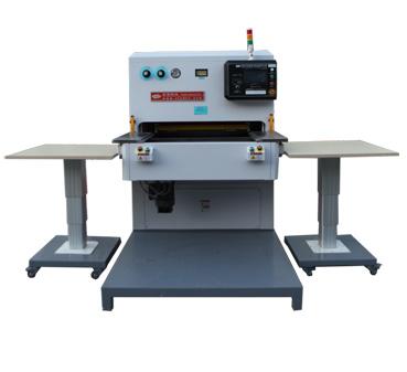 高档礼品塑料胶盒前进式高频熔断机