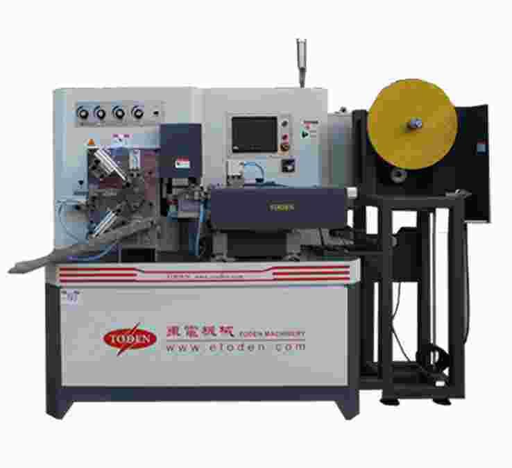 硅钢片自动卷铁芯机TD-10050