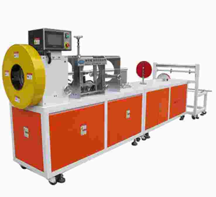 超声波焊接PVC圆筒机