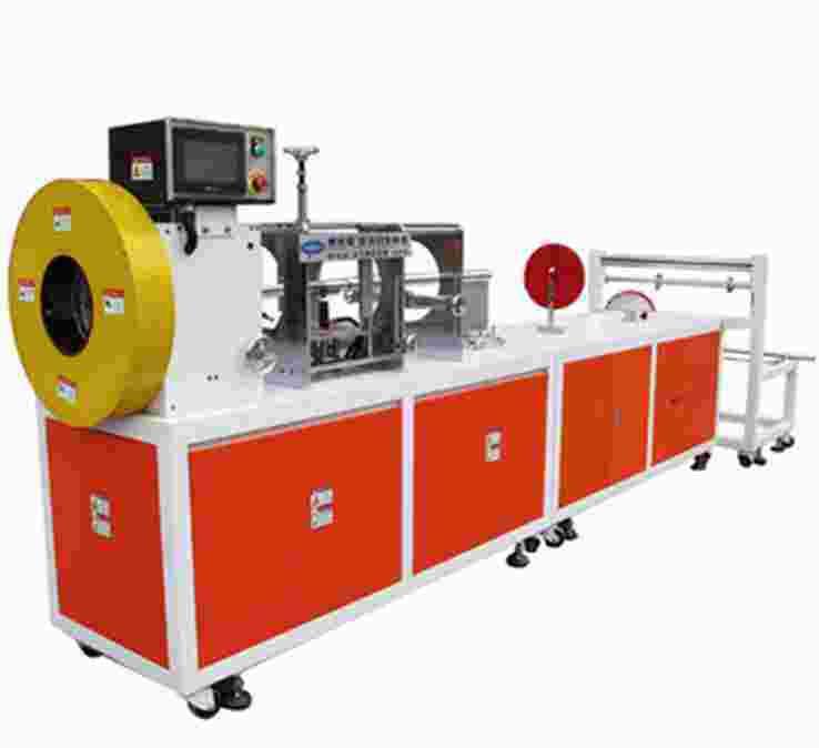 PVC胶水全自动圆筒机