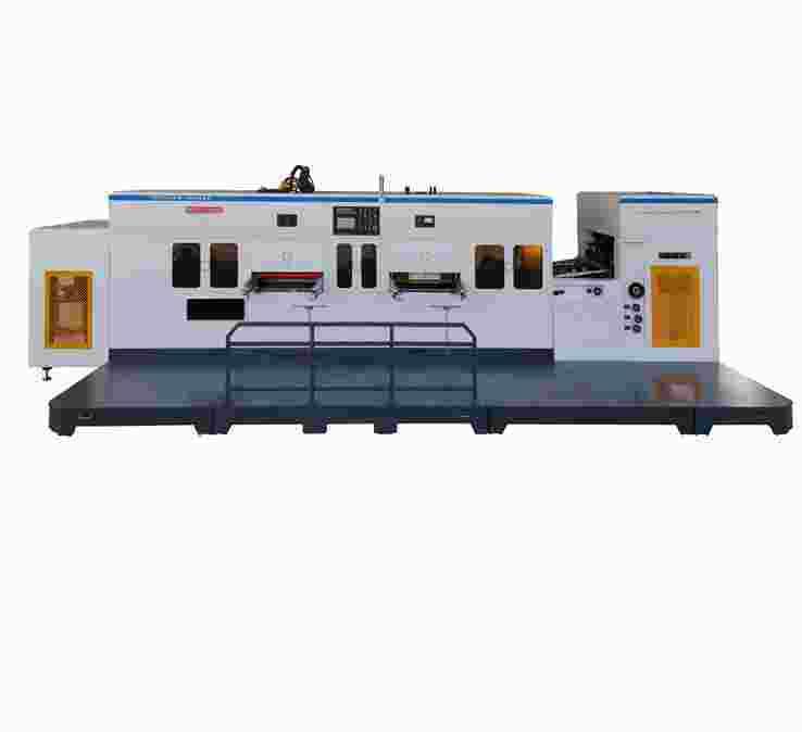 透明盒柔软线压痕模切机 AD-1050AR